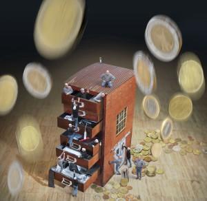 ouvriers et argent